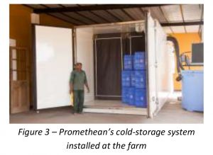 Cold Storage Solutions - Promethean Power Systems
